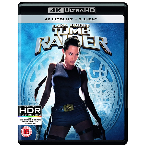 Lara Croft: Tomb Raider 4K UHD   BD Blu-ray Region Free