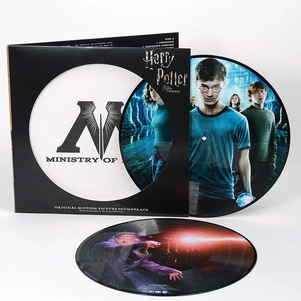Nicholas Hooper - Harry Potter And The Order Of The Phoenix Vinyl