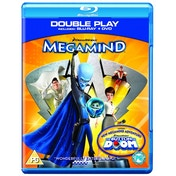 Megamind Double Play Blu-ray & DVD