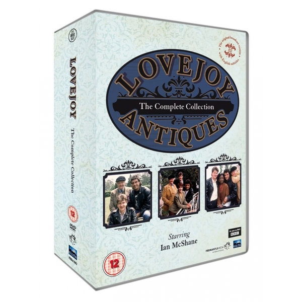 Lovejoy - The Complete Collection DVD