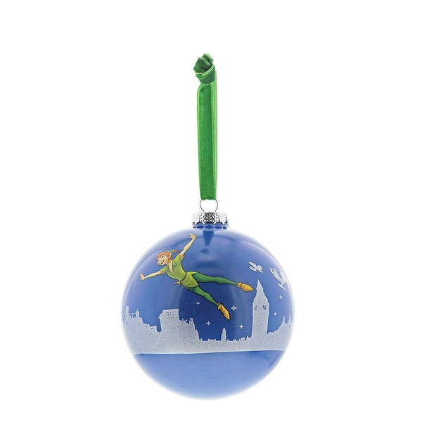 You Can Fly Peter Pan Bauble