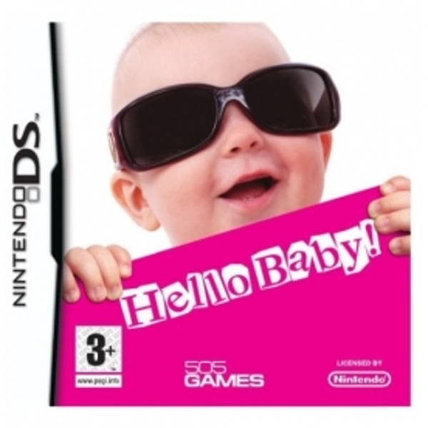 Hello Baby! Game DS