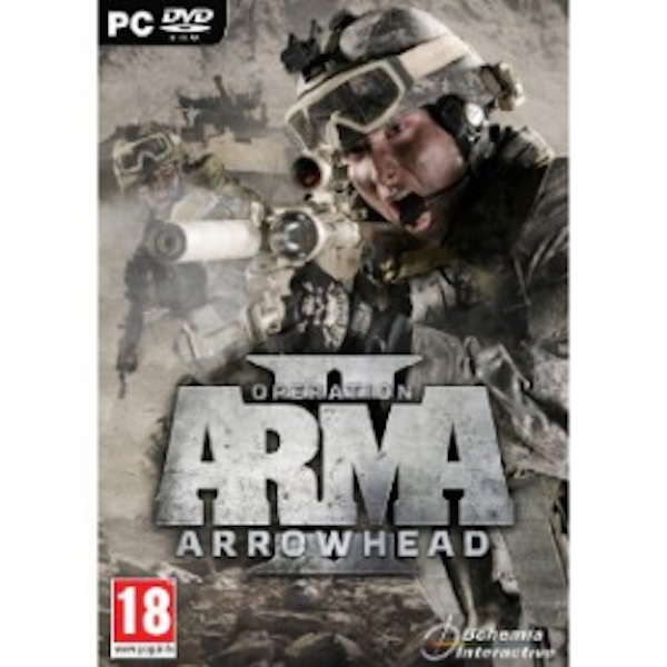 ArmA II 2 Operation Arrowhead Game PC