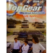 Top Gear The Great Adventures (US Special) DVD