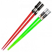 Vader Vs Luke (Star Wars) Chopstick Battle Set