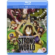 One Piece The Movie Strong World Blu-ray