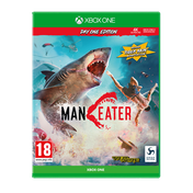 Maneater Day One Edition Xbox One Game