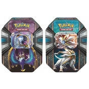 Pokemon TCG Legends of Alola Tin