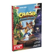 Crash Bandicoot N. Sane Trilogy Offical Guide