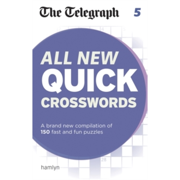 The Telegraph All New Quick Crosswords: 5 by The Telegraph (Paperback, 2014)