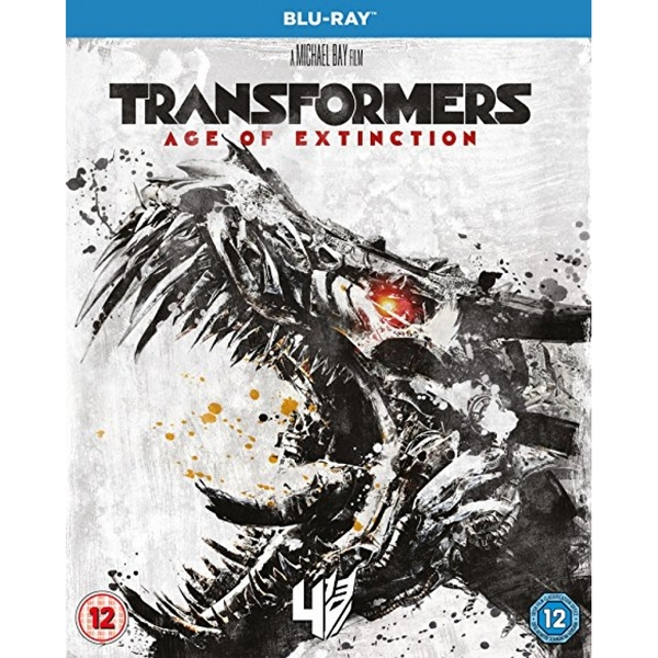 Transformers: Age Of Extinction (2017 Edition) Blu-ray