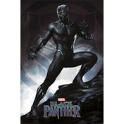 Black Panther - Stance Maxi Poster