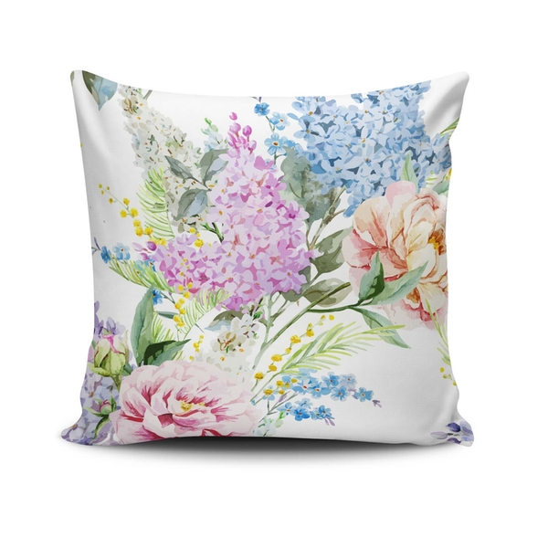 NKLF-387 Multicolor Cushion Cover