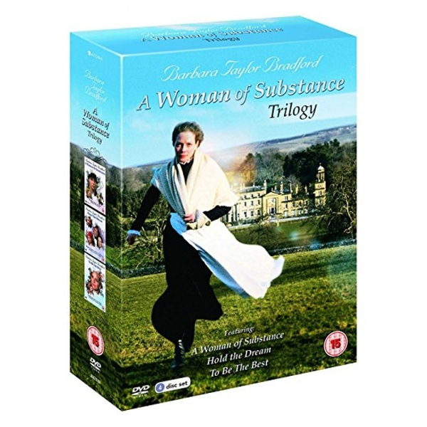 A Woman of Substance Trilogy DVD