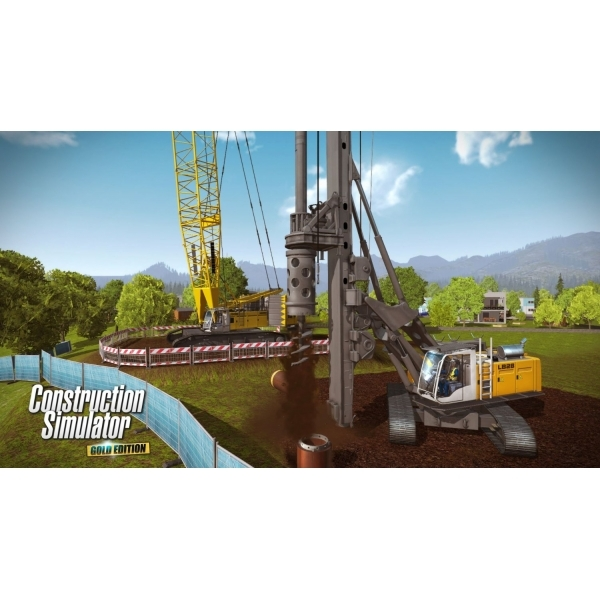 Construction Simulator Gold PC Game - Image 2
