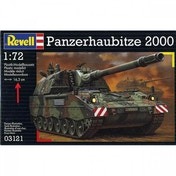 Panzerhaubitze 2000 1:72 Revell Model Kit