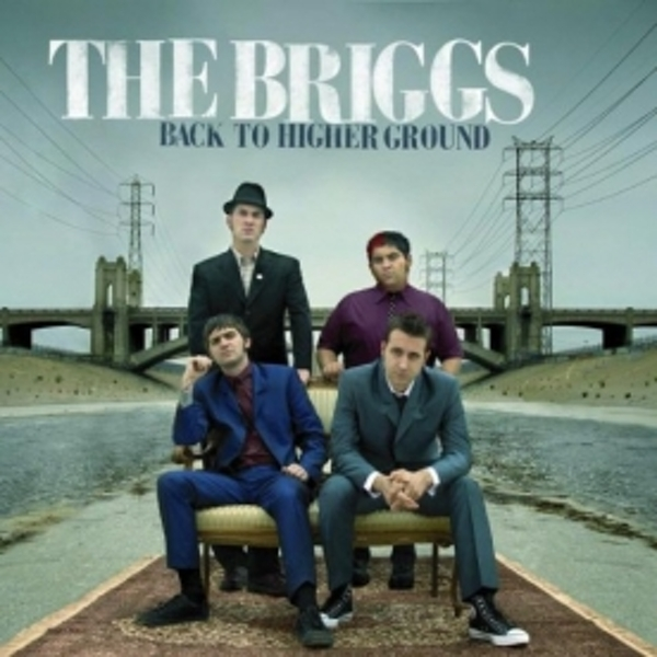 The Briggs - Back To Higher Ground CD