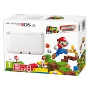 Nintendo 3DS XL Console with Super Mario Land Game