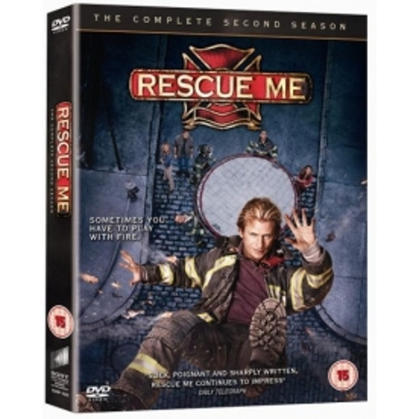 Rescue Me Season 2 DVD