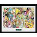 Rick and Morty Total Rickall Framed Collector Print - Image 2