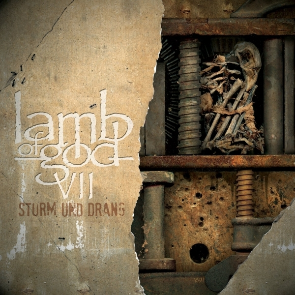 Lamb Of God - Vii: Sturm Und Drang CD
