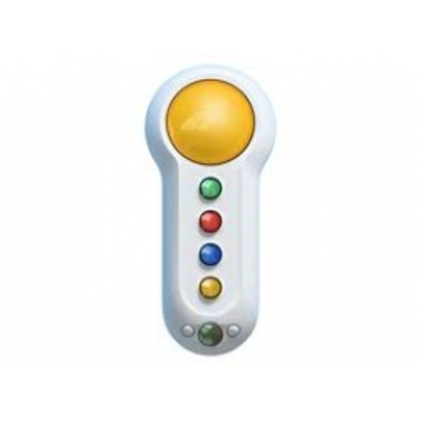 Scene It? Yellow Replacement Big Button Pad Xbox 360