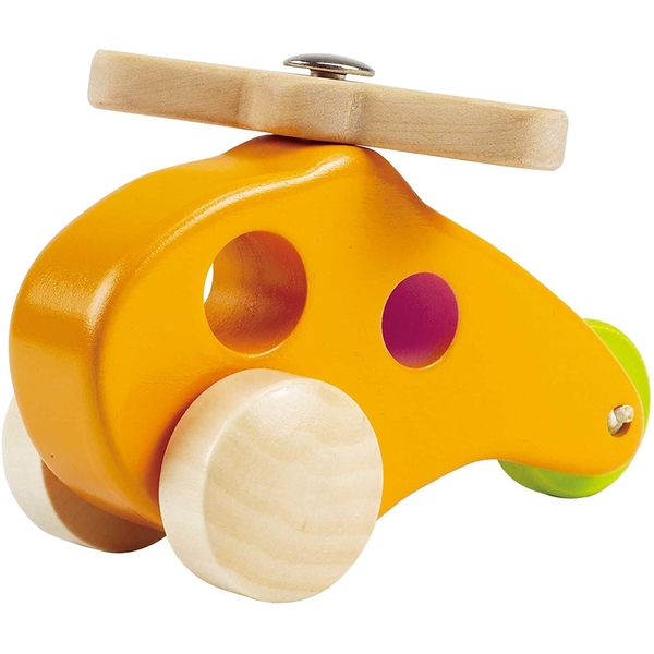 Hape Little Copter Pull Along Toy