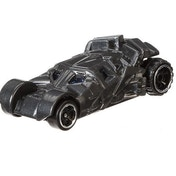 Hot Wheels Batman Begins Batmobile (Batman Begins) Figure