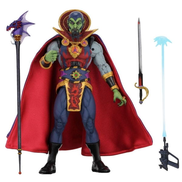 Ming the Merciless (Defenders of the Earth Series 1) Neca Action Figure