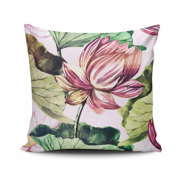 NKLF-247 Multicolor Cushion Cover