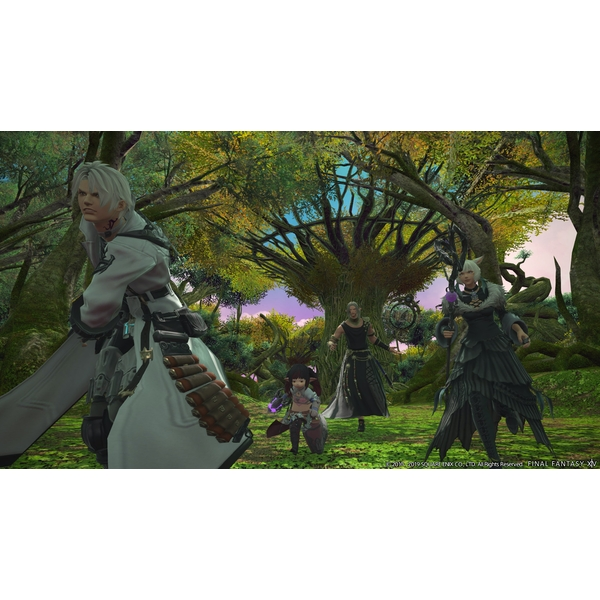 Final Fantasy XIV 14 Online Shadowbringers PS4 Game