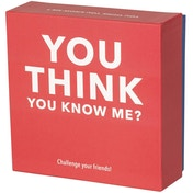 You Think you Know me? Trivia Game