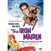 The Iron Maiden 1963 DVD