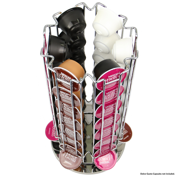 Rotating 48 Dolce Gusto Capsule Holder | M&W - Image 7