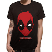Deadpool - Portrait Men's XX-Large T-Shirt - Black