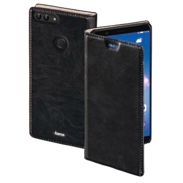 """Hama """"Guard Case"""" Booklet for Huawei P smart, black"""