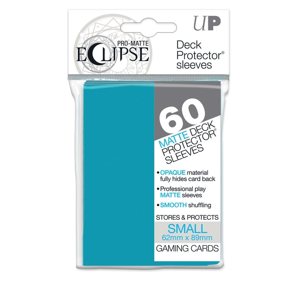 Ultra Pro Pro-Matte Sky Blue Small Deck Protectors - 60 Sleeves