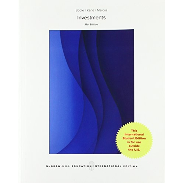 Investments by Bodie (Paperback, 2017)