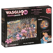 Wasgij Destiny 16 Old Time Rockers 1000 Piece Jigsaw Puzzle