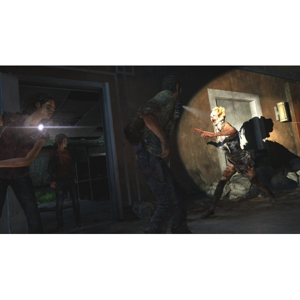 The Last Of Us Remastered Game PS4 (#) - Image 3