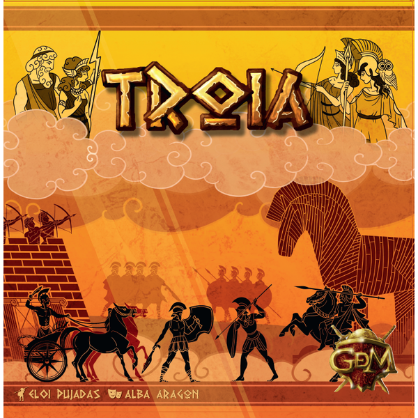 Troia Board Game
