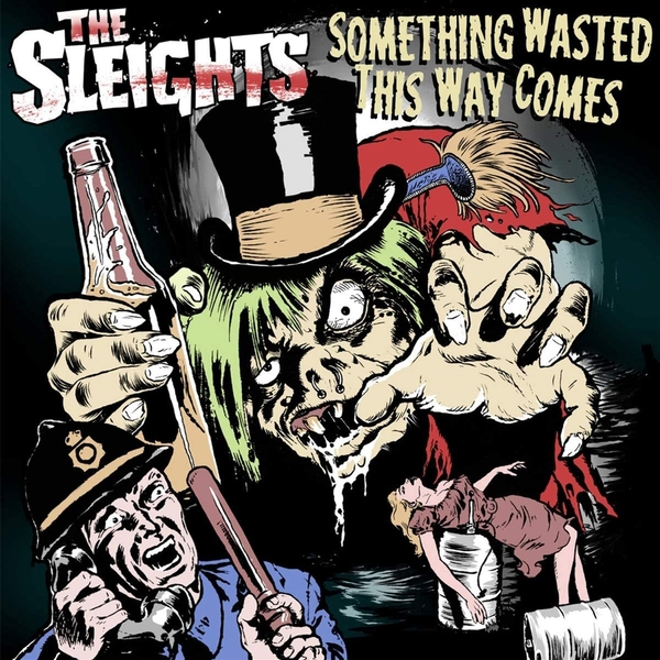 Sleights - Something Wasted This Way Comes Vinyl