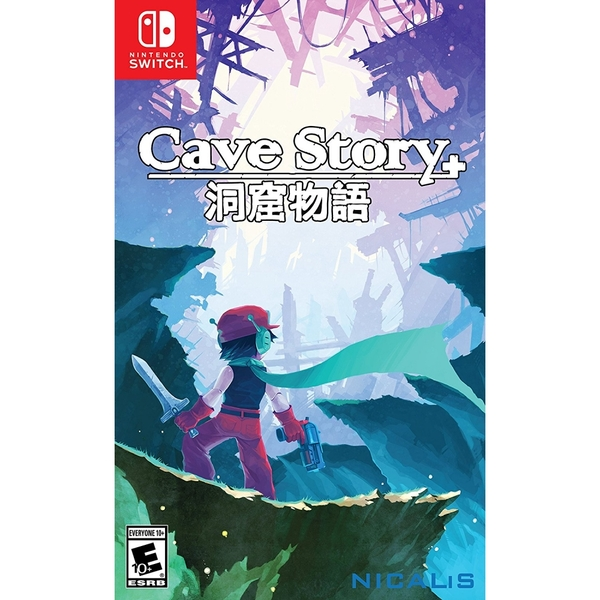 Cave Story+ Nintendo Switch Game (#)