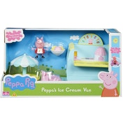 Ex-Display Peppa Pig Ice Cream Van Used - Like New