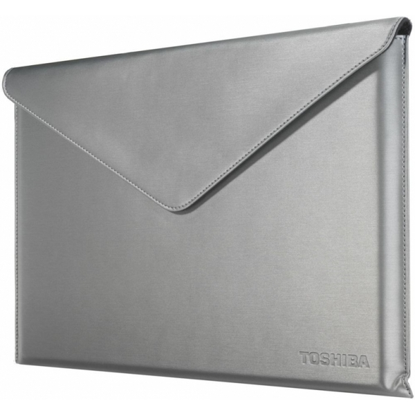Toshiba 14 Inch Laptop Sleeve Case (Silver)