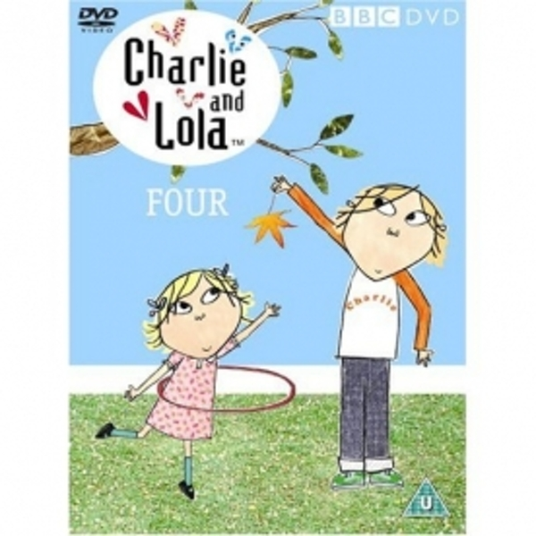 Charlie And Lola Vol 4 DVD