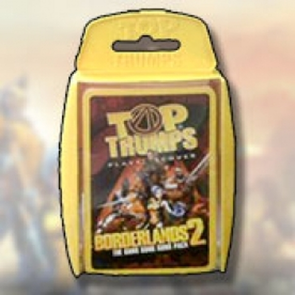 Borderlands 2 The Premiere Club Pre-Order Game & Limited Edition Top Trumps Xbox 360 - Image 2