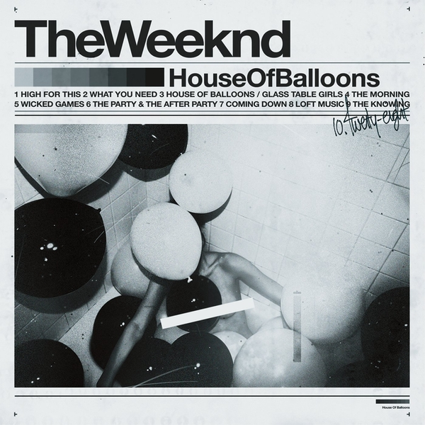 The Weeknd - House Of BalloonsCD