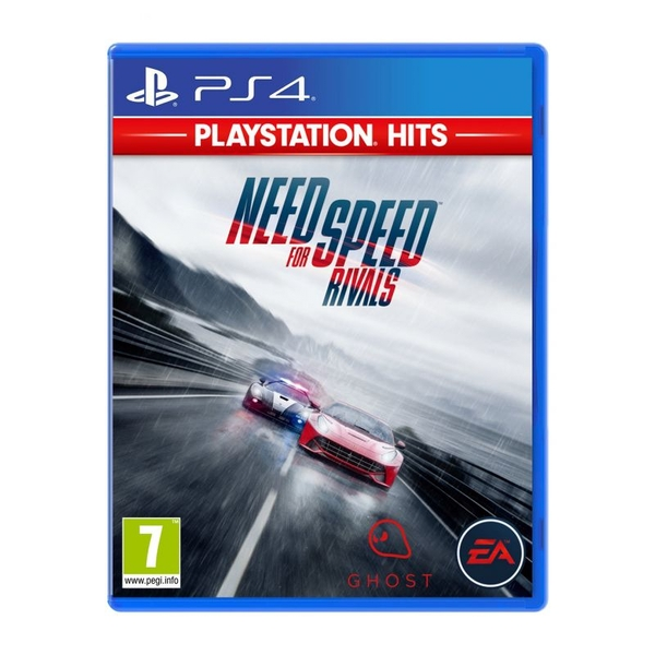 Need for Speed Rivals Game PS4 (PlayStation Hits) - Image 1