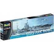 HMS Ark Royal & Tribal Class Des 1:720 Revell Model Kit
